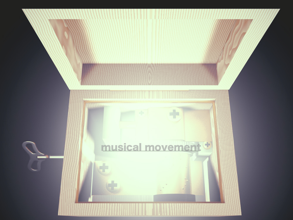 Vol.0 作品 「musical movement」