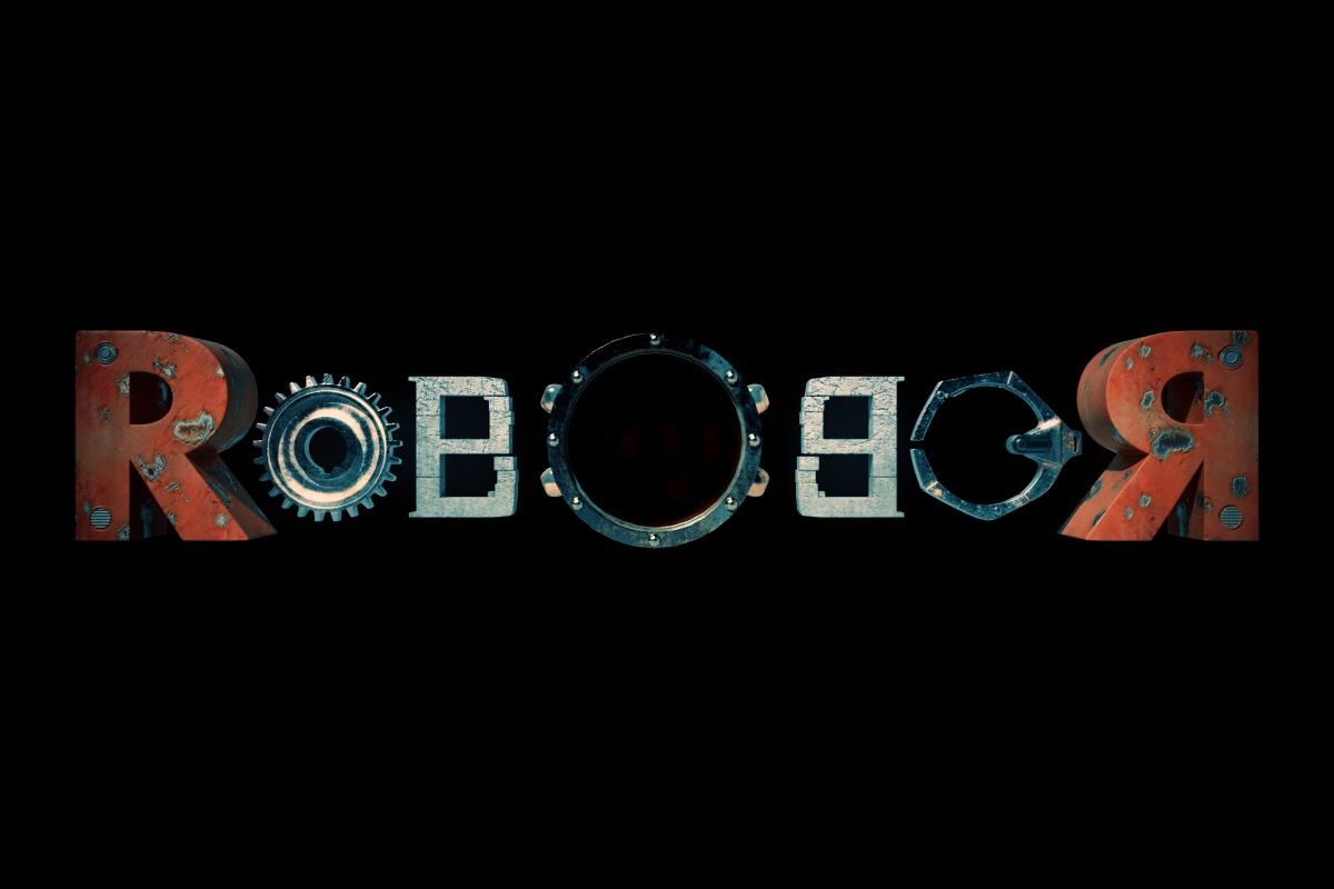 vol.1 作品 「RobodЯ(ロボ)」