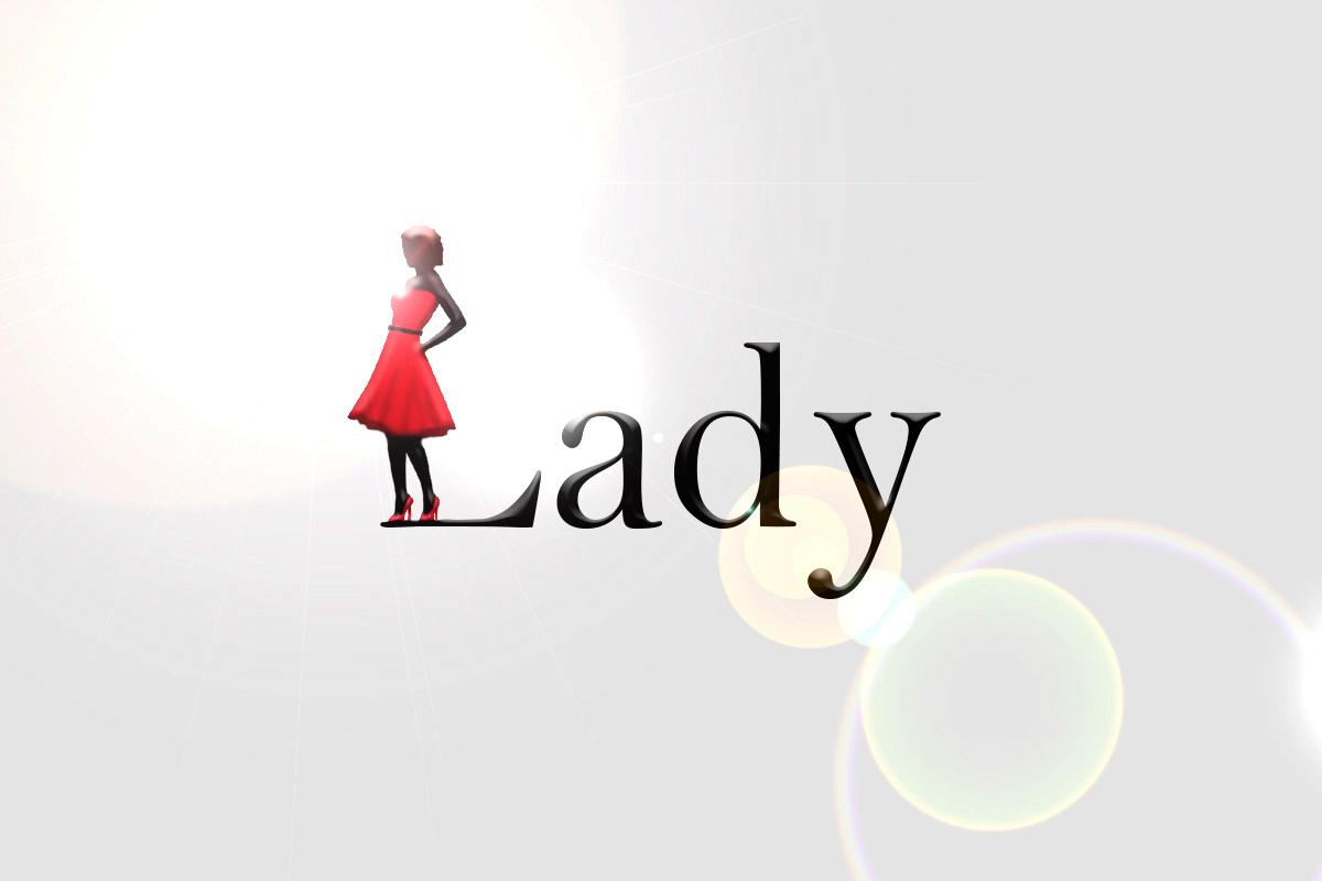 vol.1 審査員特別賞 「Lady」